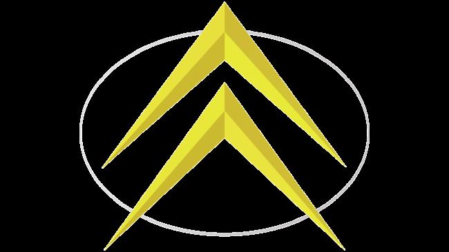 Citroen Logo 1959-1966