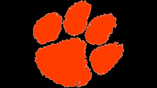 Clemson Tigers Logo 1977-oggi