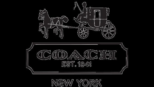 Coach New York Logo 1941-2013