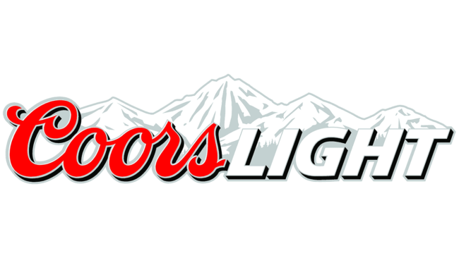 Coors Light Logo 2012-2015