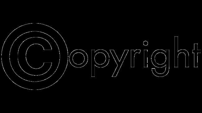 Copyright Simbolo