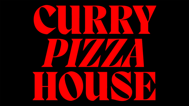 Curry Pizza House Nuovo Logo