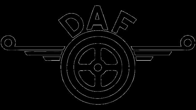 DAF Logo 1928-1989