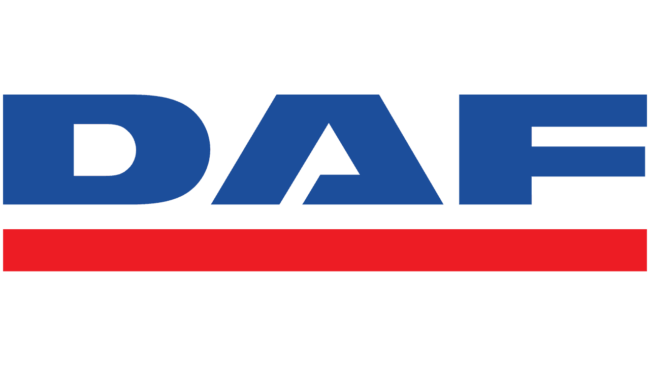 DAF Logo 1989-oggi