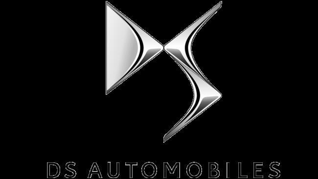DS Automobiles Logo 2014-2019
