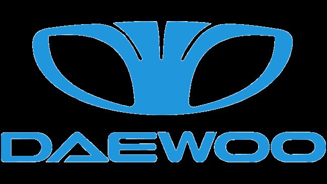 Daewoo Logo 1994-2002