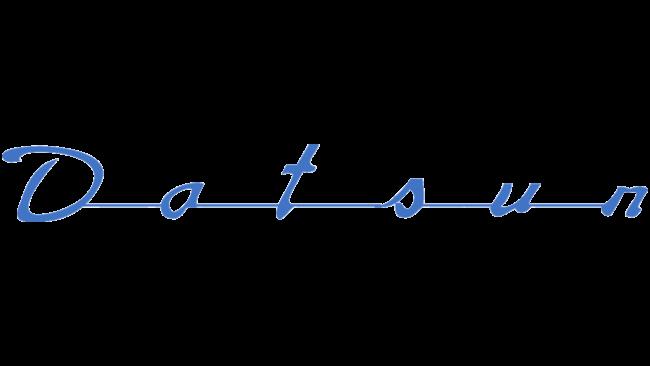 Datsun Logo 1963-1965