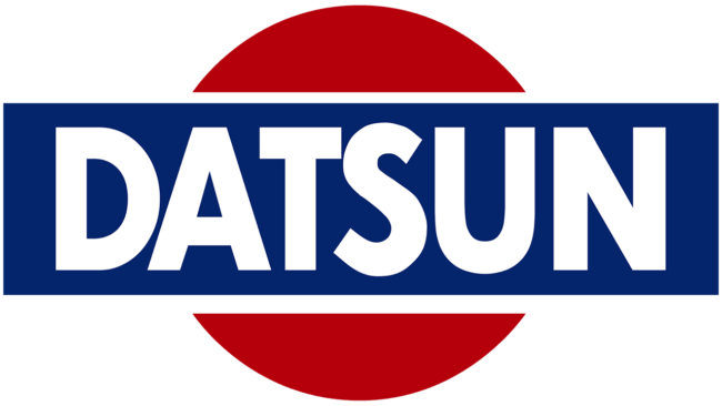 Datsun Logo 1976-1986