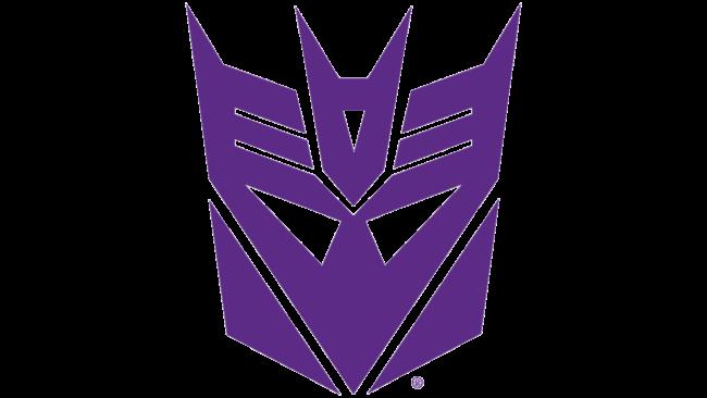 Decepticon Logo 1984-oggi
