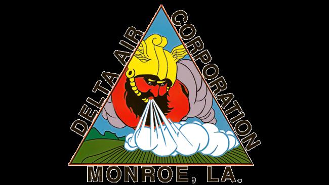 Delta Air Corporation Logo 1930-1934