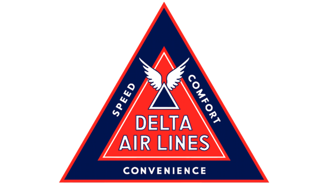 Delta Air Lines (First era) Logo 1935