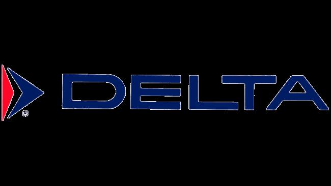 Delta Air Lines (Second era) Logo 1959-1962