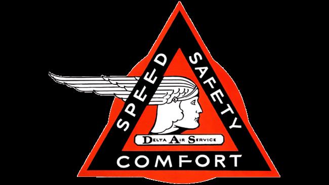 Delta Air Services Logo 1928-1930