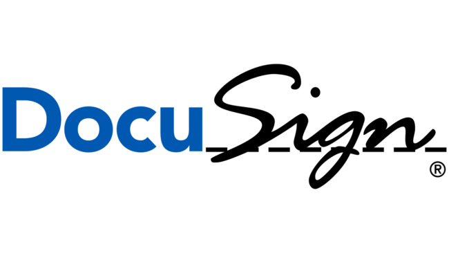 DocuSign Logo 2003-2019