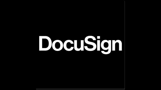 DocuSign Logo 2019-oggi