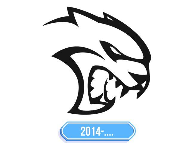 Dodge Hellcat Logo Storia