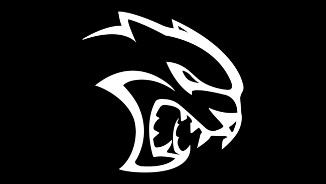 Dodge Hellcat Simbolo