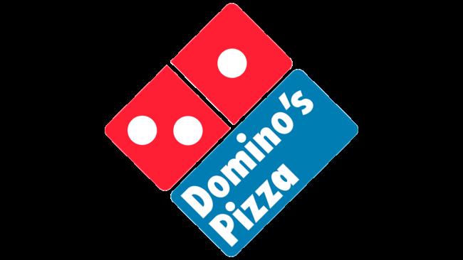 Domino's Pizza Logo 1996-2012