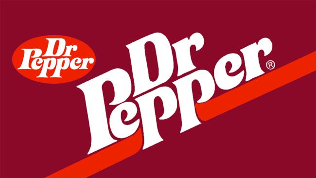 Dr Pepper Logo 1984-1990