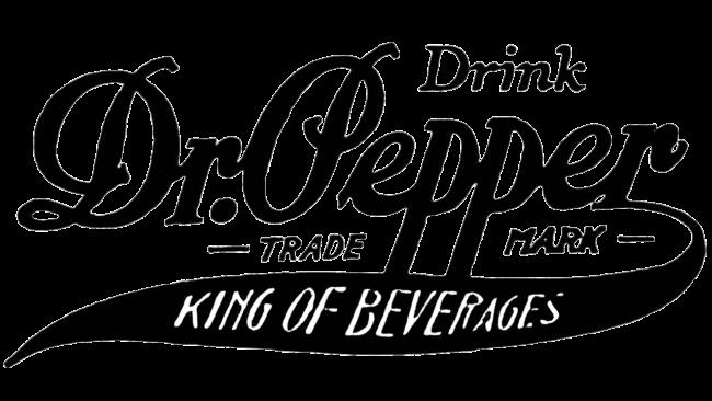 Dr. Pepper Logo 1911-1934