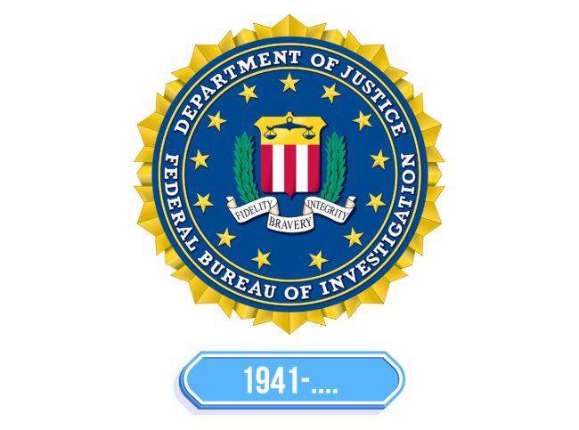 FBI Logo Storia
