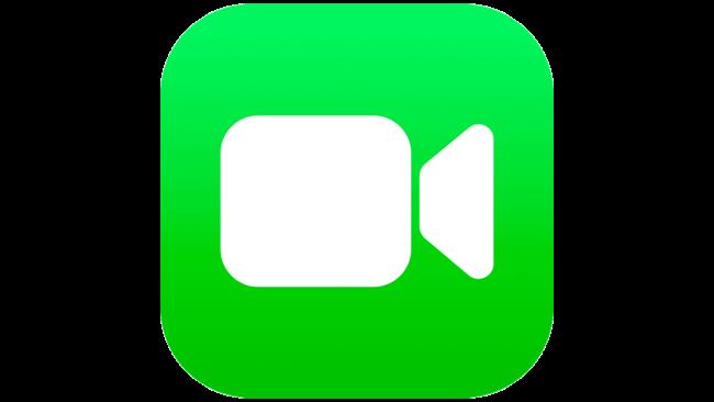 FaceTime Logo 2018-oggi