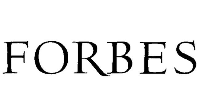 Forbes Logo 1918-1922