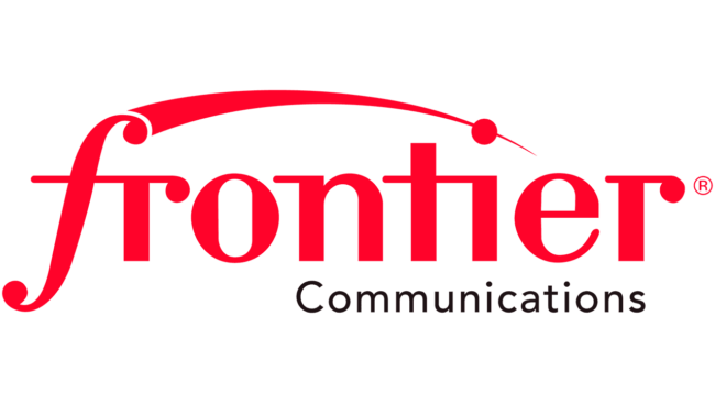 Frontier Communications Logo 1995-2016