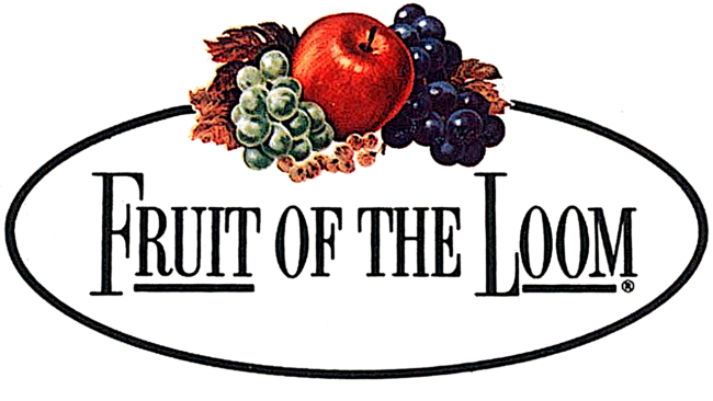 Fruit of the Loom Logo 1962-1978