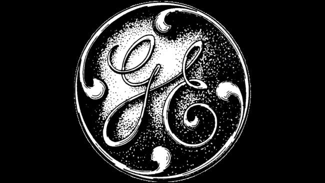 General Electric Logo 1900-1909