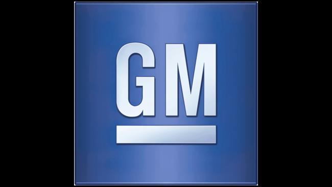 General Motors Logo 2010-2021