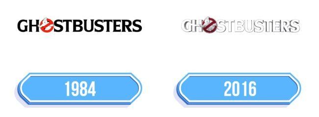 Ghostbusters Logo Storia