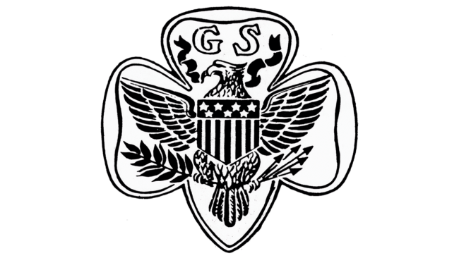 Girl Scout Logo 1920-1940