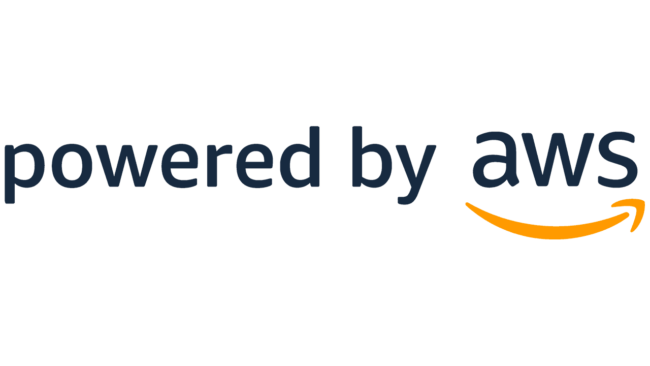 Logo della Amazon Web Services (AWS)