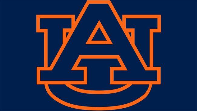 Logo della Auburn Tigers
