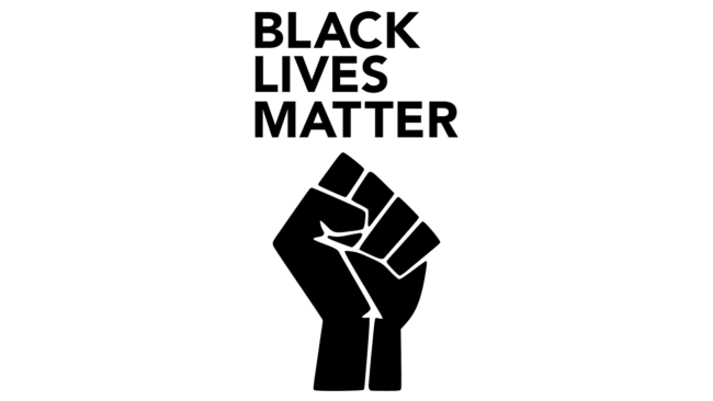 Logo della Black Lives Matter