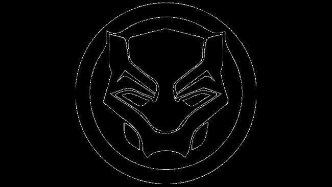 Logo della Black Panther