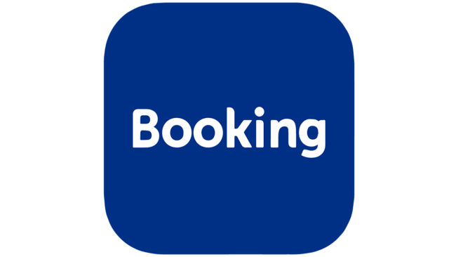 Logo della Booking