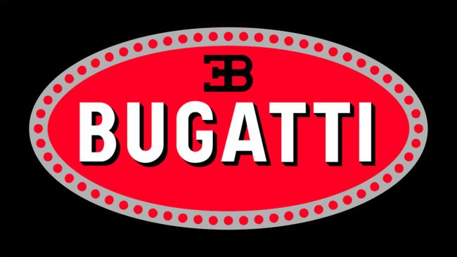 Logo della Bugatti
