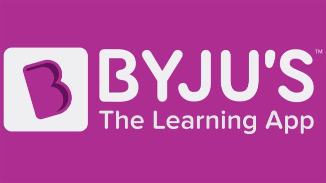 Logo della Byju's