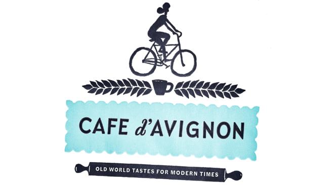 Logo della Café d'Avignon