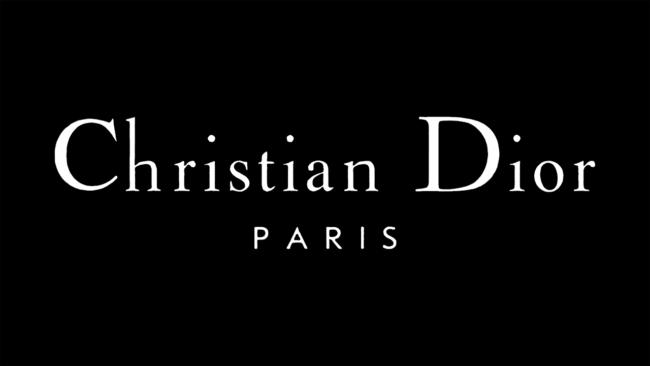 Logo della Christian Dior