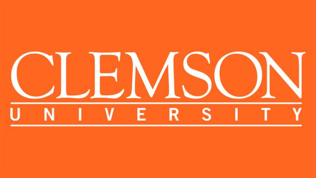 Logo della Clemson University