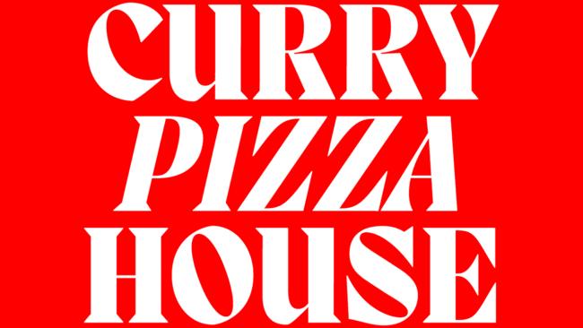 Logo della Curry Pizza House