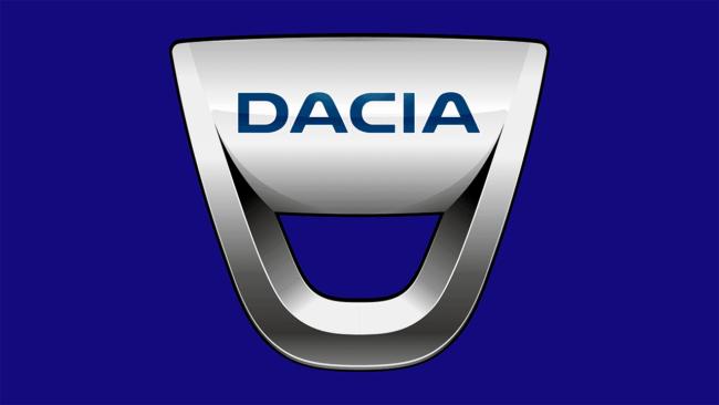 Logo della Dacia