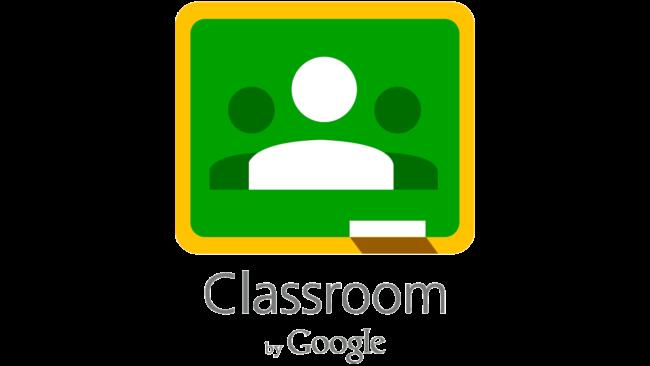 Logo della Google Classroom