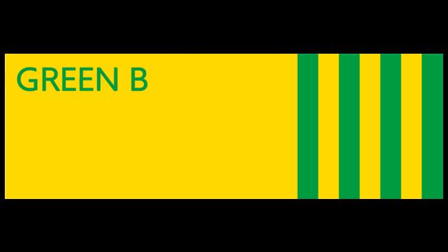 Logo della Green B