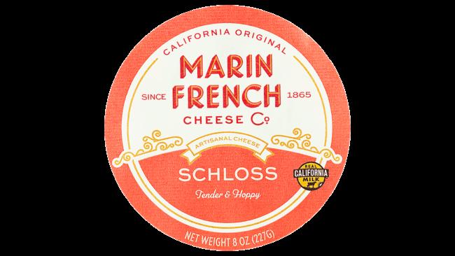 Logo della Marin French Cheese