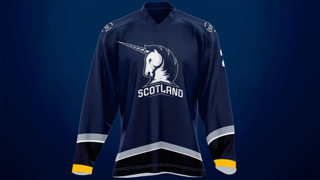 Logo della Scottish Ice Hockey