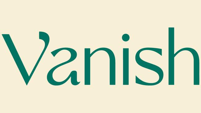 Logo della Vanish
